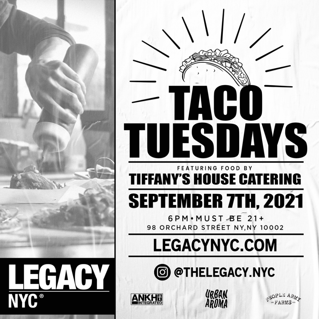 Taco Tuesday at Legacy